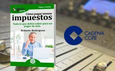 Roberto Rodríguez da consejos para pagar menos impuestos en 'La Linterna'